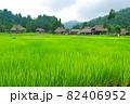 日本の原風景を見るような荻ノ島の環状集落 82406952
