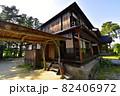 北陸の銀閣寺とよばれる松桜閣 82406972