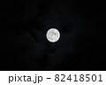 中秋の名月 満月 82418501