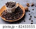 コーヒー豆 82433555