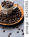 コーヒー豆 82433563
