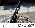 アンティーク日時計 82481607