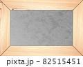 ナチュラルな板のフレーム 82515451