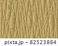 直線に交わるベージュのグラデーションテクスチャ 82523884