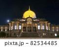 築地本願寺・本堂(夜景) 82534485
