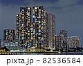 京浜運河沿いの 82536584