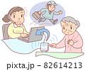 高齢者向け見守り・駆けつけサービス 82614213