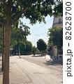 フランスの田舎町 82628700