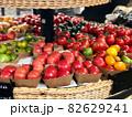 フランスの野菜売り場 82629241
