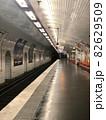 パリの地下鉄 82629509