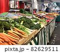マルシェの野菜 82629511