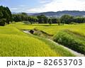 【奈良県御所市】田園風景 82653703