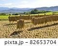 【奈良県御所市】田園風景 82653704