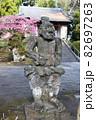 旗山神社の仁王像 82697263
