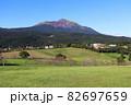 霧島連山 高千穂峰の風景 82697659