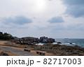 島根県 日御碕周辺の景色(2021年1月) 82717003