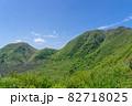 三瓶山 大平山からの景色(2021年5月) 82718025