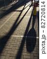 こけしの形をした影 82720814