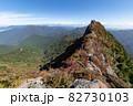 石鎚山(天狗岳) 82730103