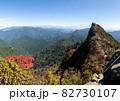 石鎚山(天狗岳) 82730107