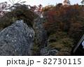 石鎚山(愛媛県)の鎖場 82730115