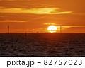 泉大津市; 汐見公園から夕景 82757023