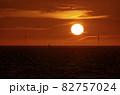 泉大津市_汐見公園から夕景 82757024