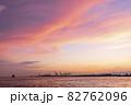 大阪港_夕景 夏 82762096