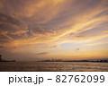 大阪港_夕景 夏 82762099