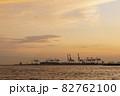 大阪港_夕景 夏 82762100