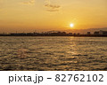 大阪港_夕景 夏 82762102