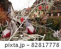 クリスマスのヨーロッパの街並み② 82817778