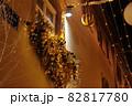 クリスマスの街中とアート③ 82817780