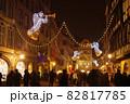 ヨーロッパのクリスマスマーケット 82817785