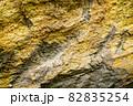 長野県茅野市の巨岩の壁面 82835254