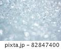 雪のアップ 82847400