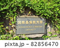 国際基督教大学 三鷹市 82856470