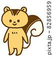 リス/かわいい 82856959