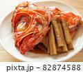 金目鯛のあら炊き 82874588