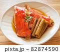 金目鯛のあら炊き 82874590