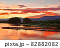 瓢湖の夏 82882082