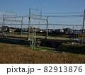 中川駅直前の有名な分岐点を撮影 【鉄道めぐり】 82913876