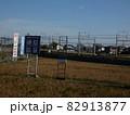 中川駅直前の有名な分岐点を撮影 【鉄道めぐり】 82913877