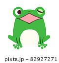 カエルのイラスト 82927271