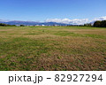 誰もいない函館の緑の島 82927294