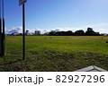 誰もいない函館の緑の島 82927296