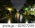 八幡坂の夜景 82927299