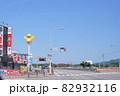 国道3号線 大宰府ー古賀上り 福岡県古賀市今在家交差点付近 82932116