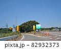 国道3号線 大宰府ー古賀上り 福岡県古賀市九州道古賀IC 82932373