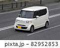 ワンボックス軽乗用車 82952853